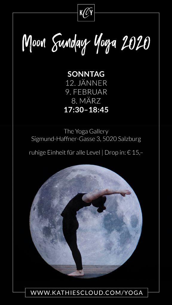 Moon Sunday Salzburg