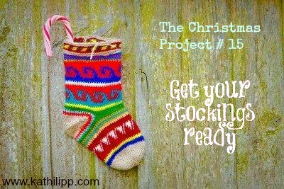 The Christmas Project #15: Get your Stockings Ready