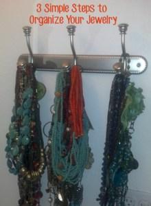 Jewelry-Organization