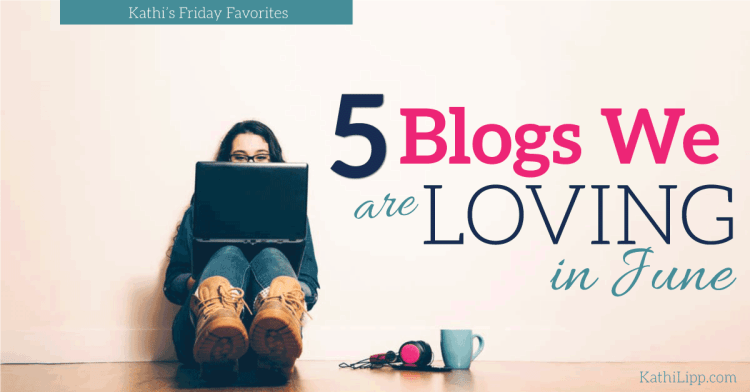 5 Blogs We Are Loving