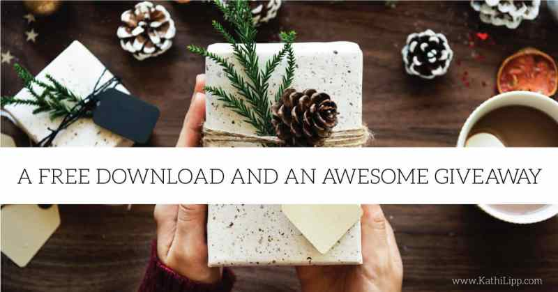 A free DOWNLOAD and an AWESOME Giveaway