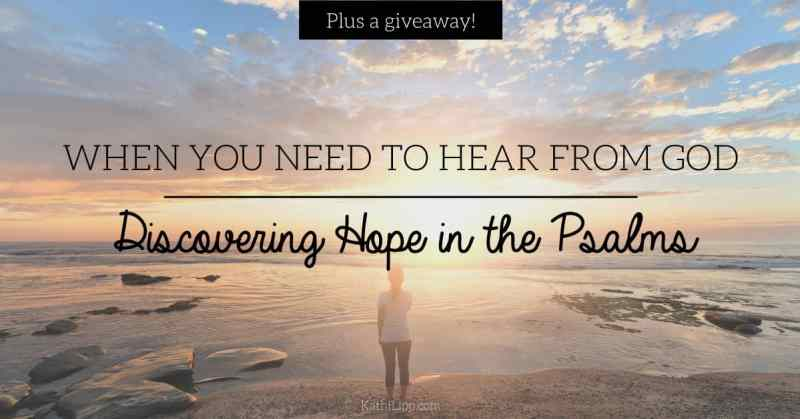 A conversation with Pam Ferrel about HOPE, Plus an awesome giveaway!