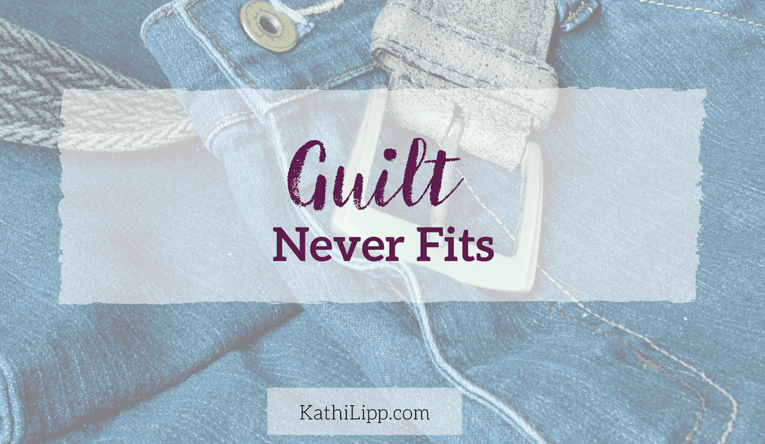 Guilt Never Fits
