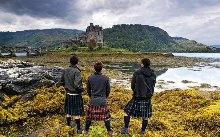 Σκωτία μόνη;   Η ΚΑΘΗΜΕΡΙΝΗ
