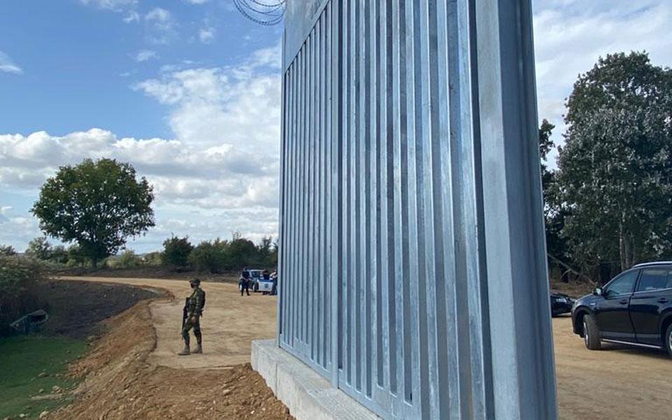 Έβρος: Τα χαρακτηριστικά του φράχτη – Πότε θα ολοκληρωθεί