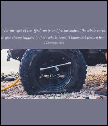 The eyes of the Lord Blogger's Pit Stop #235