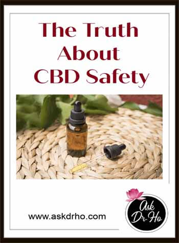 CBD Safety Blogger's Pit Stop #238