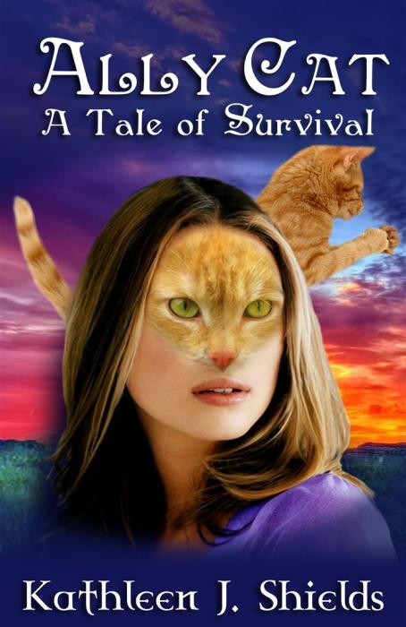 Ally Cat by author Kathleen J. Shields