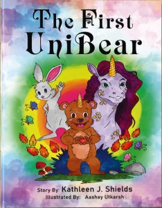 The First Unibear children's book by author Kathleen J. Shields