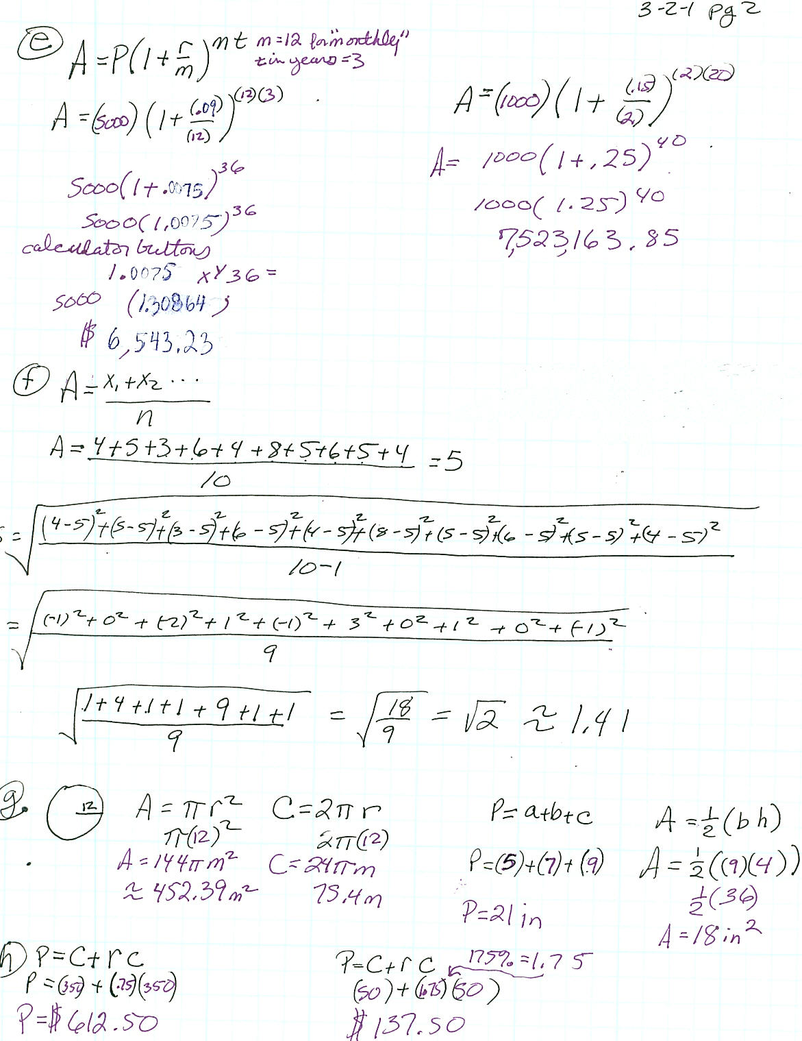 Equations With Variables On Both Sides Practice 3