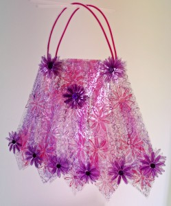 Summer Flower Bag
