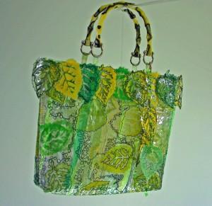 spring-leaves-plastic-bag