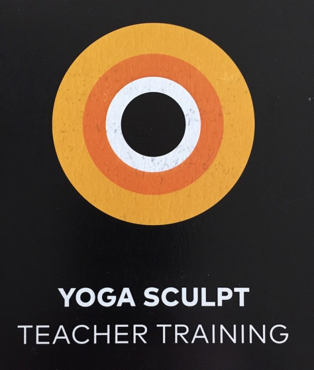 CorePower Yoga Toga Sculpt Teacher Training