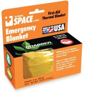 REI Emergency Space Blanket