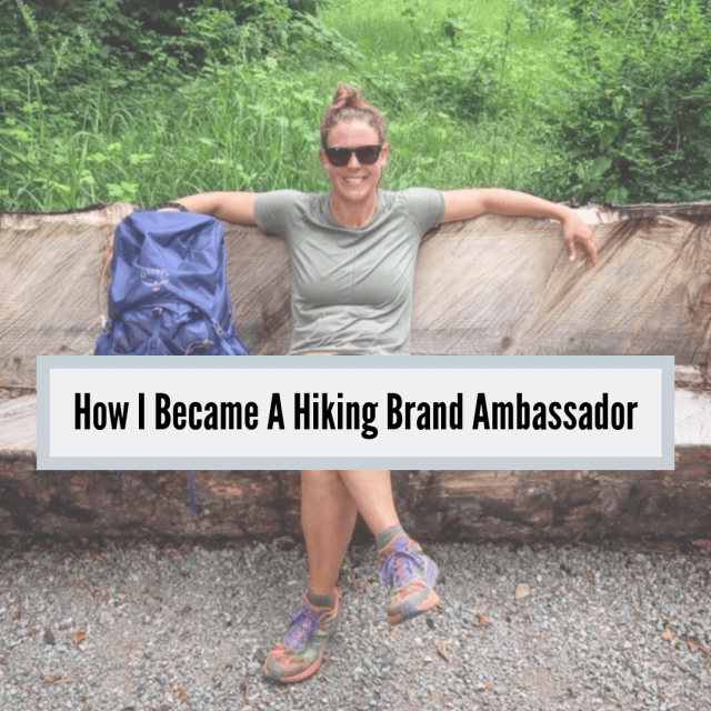 Hiking Brand Ambassador