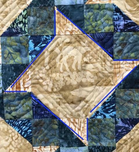 Sawblade star