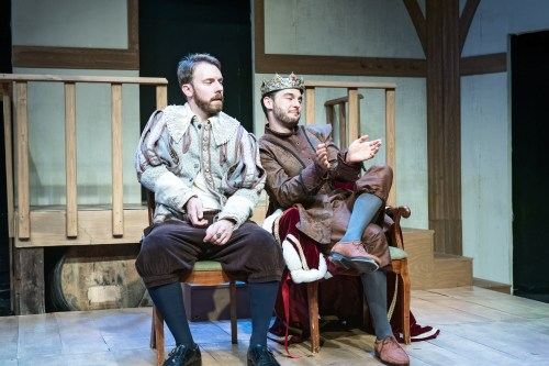 Equivocation - Dragon Productions, 2018
