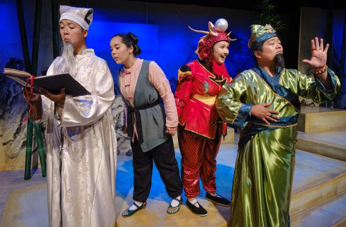 Where the Mountain Meets the Moon - Bay Area Children's Theatre, 2019