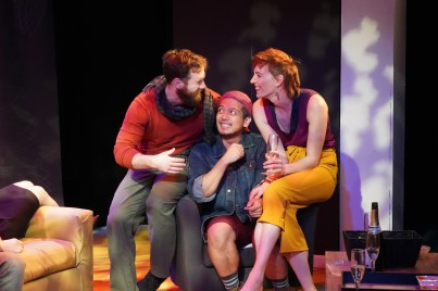 How to Transcend a Happy Marriage - Custom Made Theatre Co, 2020