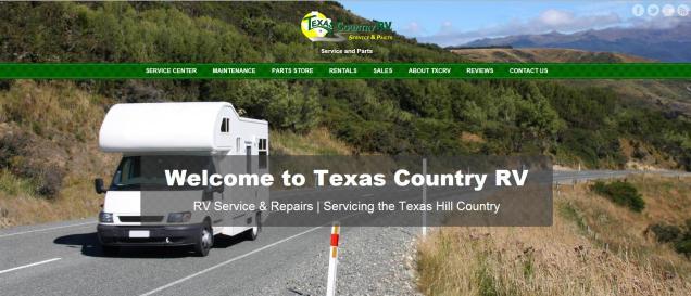 Texas Country RV Service