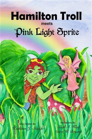 Hamilton Troll meets Pink Light Sprite