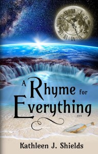 A Rhyme for Everything poetry book by author Kathleen J. Shields