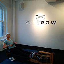 KT at CityRow