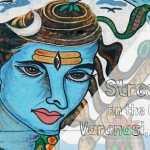 Street Art in Varanasi: Along on the Ganges