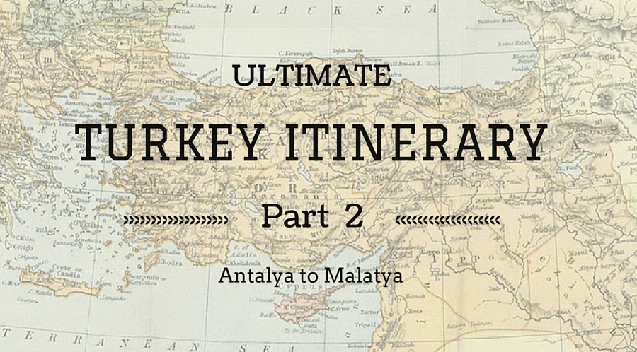 Ultimate Turkey itinerary: Istanbul to Georgia in two months – Part 2