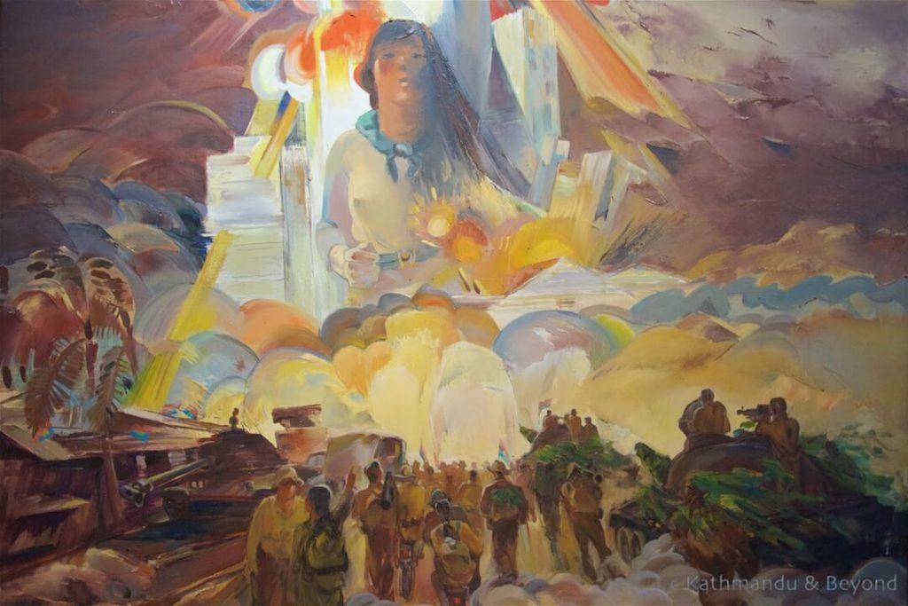 Museum of Fine Arts Ho Chi Minh City Vietnam
