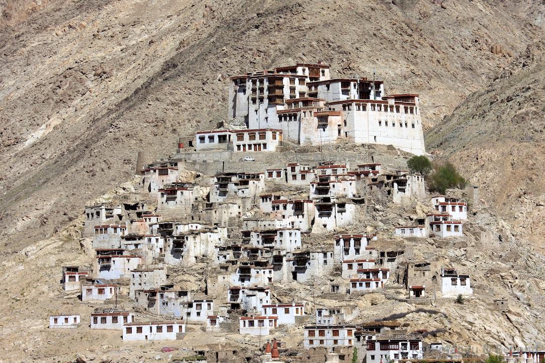 Chemre Monastery Changthang Valley Ladakh India 3