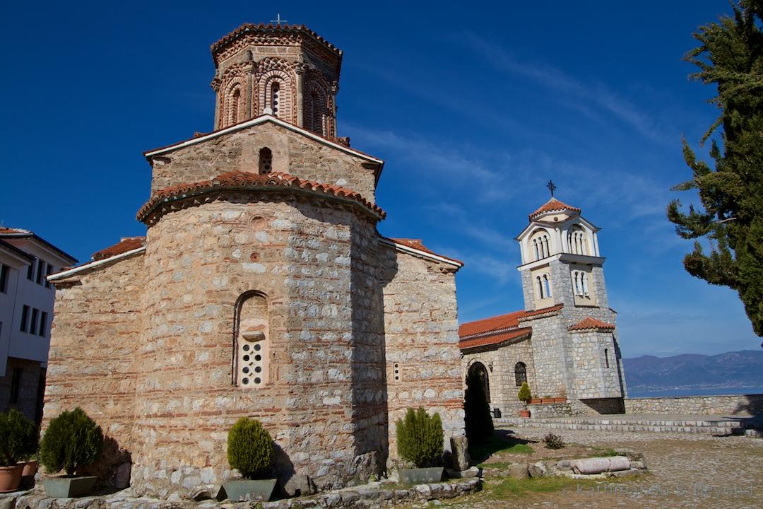Monastery of Saint Naum Macedonia (1)