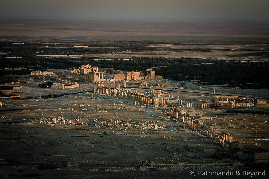 Travel Shot | Ancient Palmyra in Syria