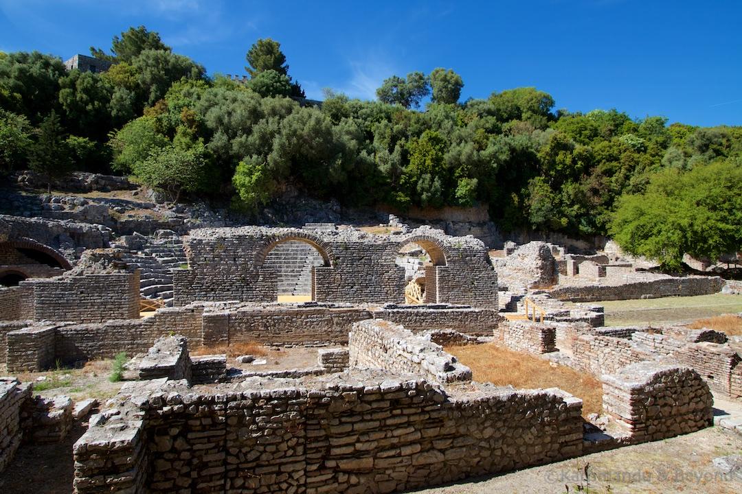 Butrint Albania UNESCO