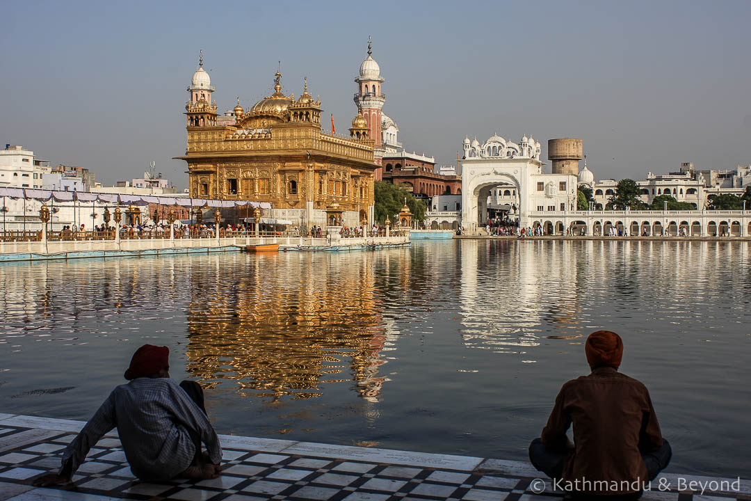 Travel Shot | The Golden Temple in Amritsar