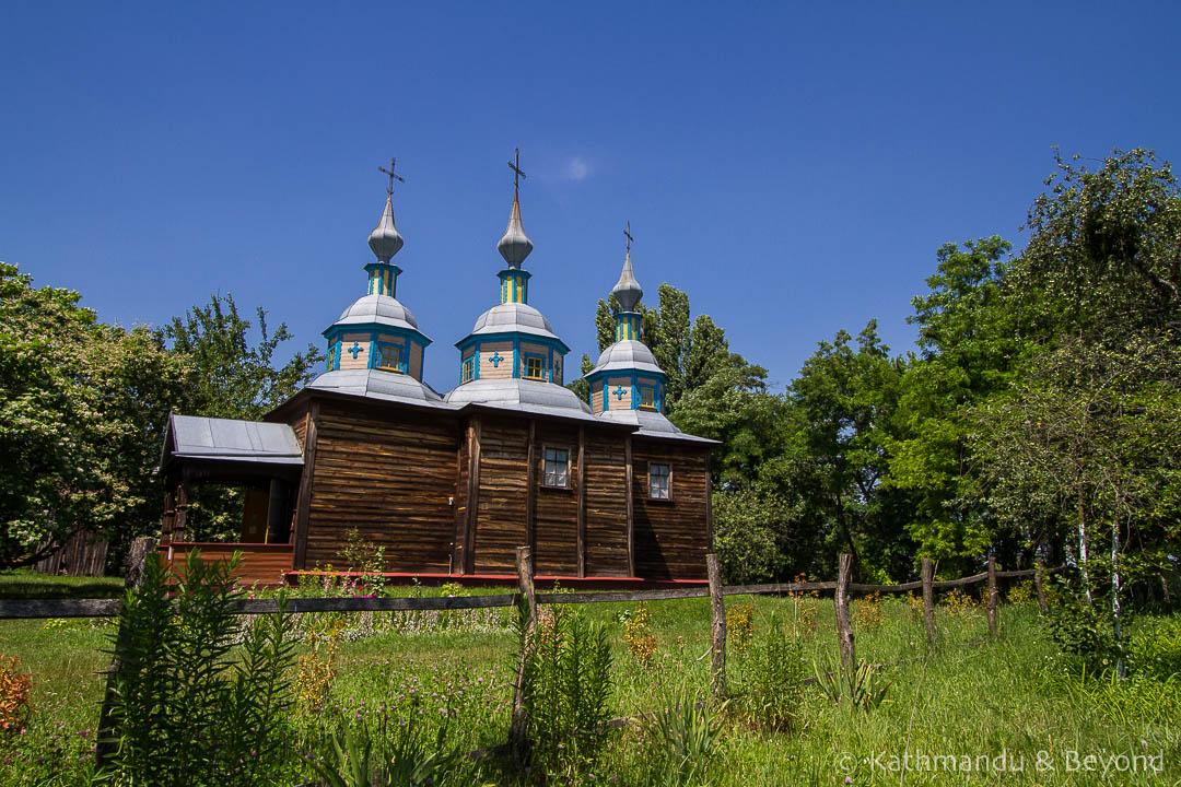 Mid-Dnipro Museum of Folk Architecture and Life Pereyaslav-Khmelnitsky Ukraine-5