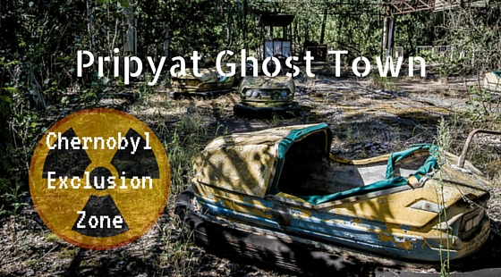 Pripyat: Photos from Chernobyl Exclusion Zone, Ukraine