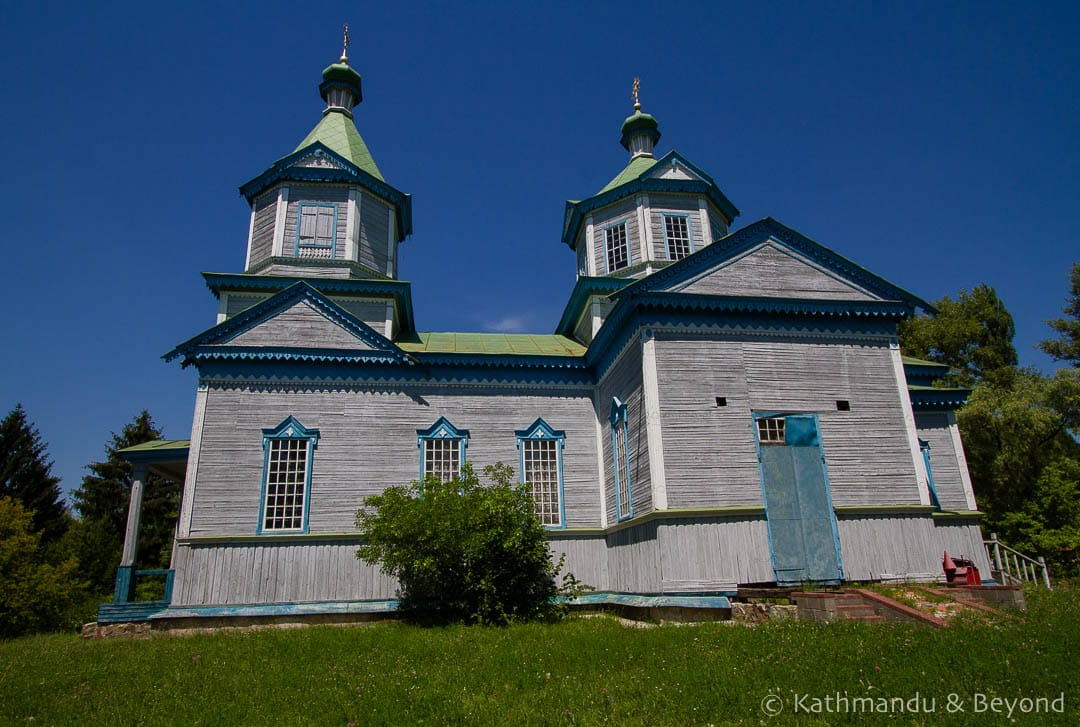 Space Museum Mid-Dnipro Museum of Folk Architecture and Life Pereyaslav-Khmelnitsky Ukraine-2