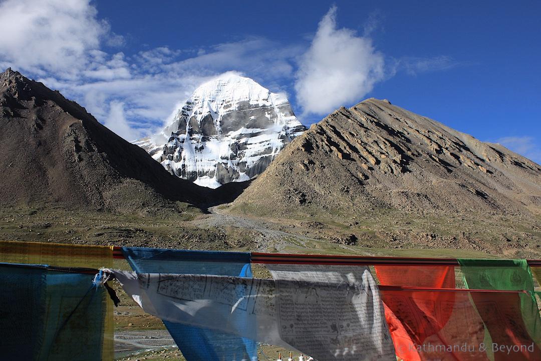 Mt Kailash trek Tibet 69