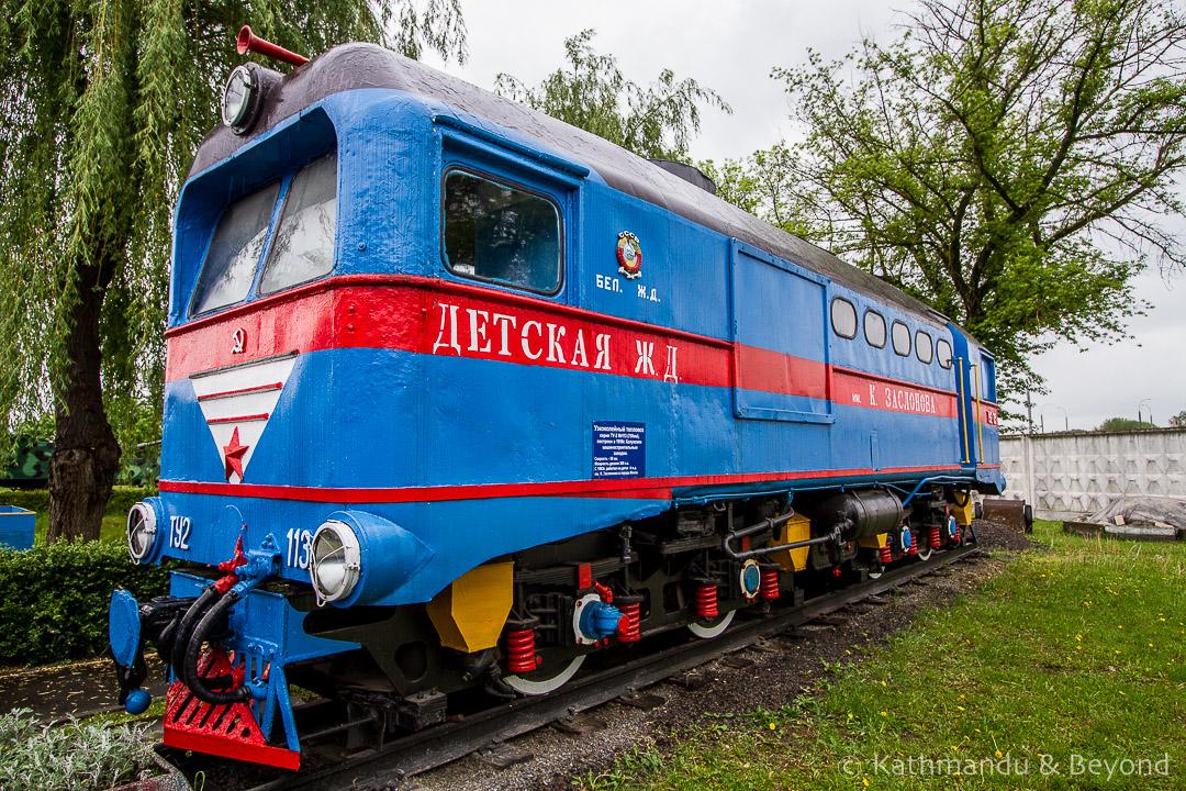 Museum of Railway Technology Brest Belarus-3