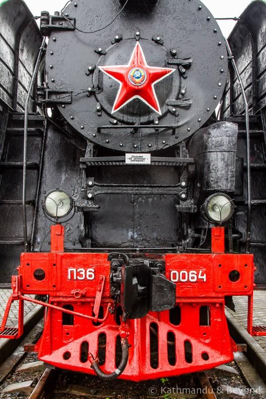 Museum of Railway Technology Brest Belarus-8