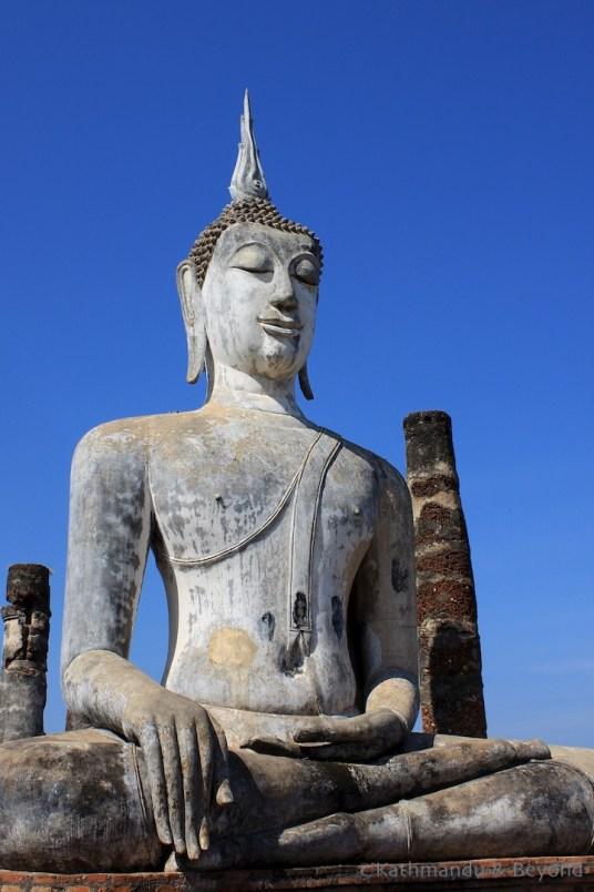 Wat Mahathat Sukhothai Historical Park Thailand 29