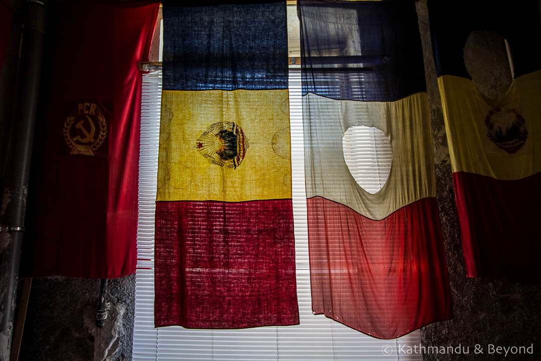 Permanent Exhibition of the 1989 Revolution Museum Timisoara Romania -5
