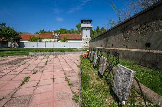 Crveni Krst (Red Cross) Concentration Camp Nis Serbia-19
