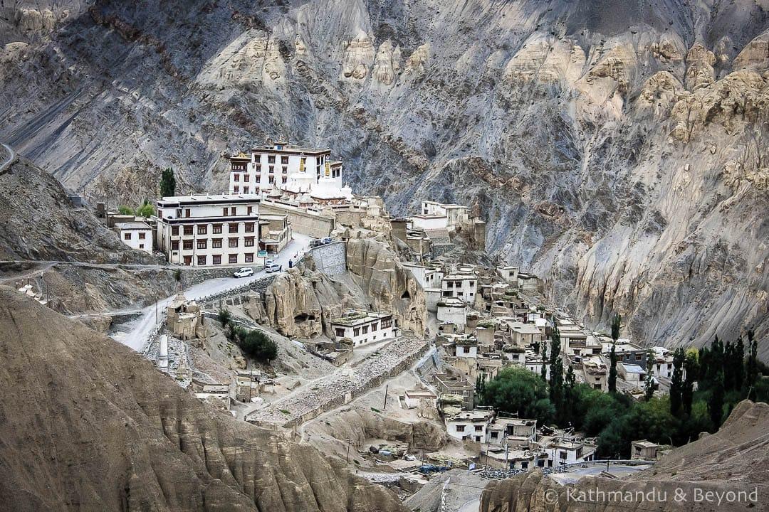 Lamayuru Monastery Ladakh India 8