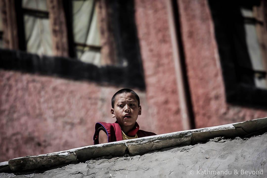 Thiksey Monastery Ladakh India 15