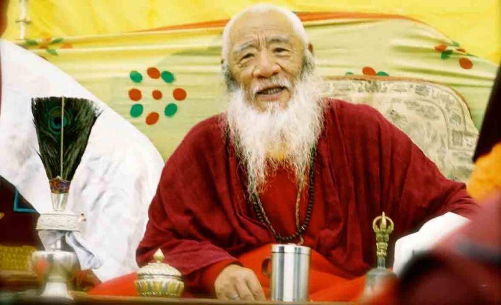 Jadrel Rinpoche