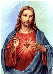 Afbeeldingsresultaat voor devotie tot het (Aller) Heilig(st) Hart van Jezus.