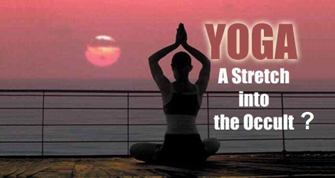 """Yoga - nur Körperübung oder Gefahr """"okkulte Energien zu aktivieren""""?"""