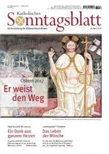 Katholisches Sonntagsblatt vom 16. April 2017